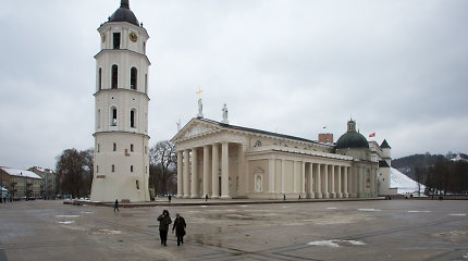 Kas slypi sidabriniame šv.Kazimiero karste Vilniaus arkikatedroje?