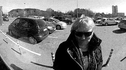 Moteris sostinėje iš paštomato atsiėmė prekę, bet susimokėti už ją nesiteikė