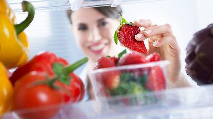 Artėja karščiai: kaip tinkamai laikyti produktus ir atpažinti sugedusius