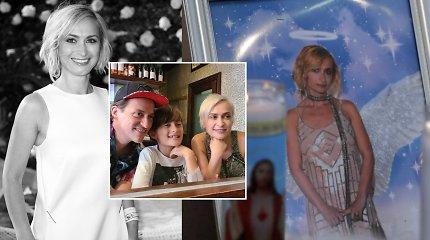 Nušautos kino operatorės Halynos Hutchins gedintis vyras paviešino jaudinantį įrašą