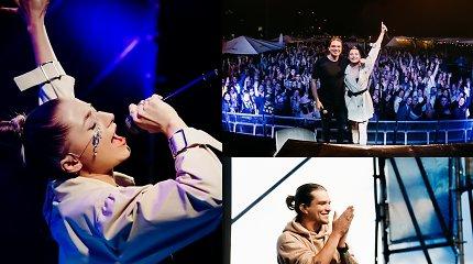 Jessica Shy ir Jovani ruošiasi koncertui Klaipėdoje – žada atsakyti į vieną klausimą