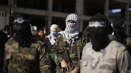 """ES teismas atmetė """"Hamas"""" skundą dėl įtraukimo į teroro organizacijų sąrašą"""