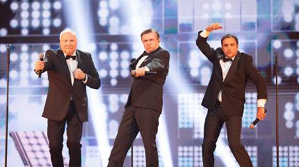 Fara, M.Jampolskis ir Radžis susibūrė į naują grupę ir pristatė debiutinę dainą