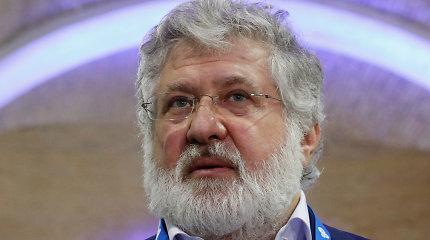 Ką sugalvojo I.Kolomoiskis? Ukrainiečiai stebisi keista slidinėjimo kurorto vizija