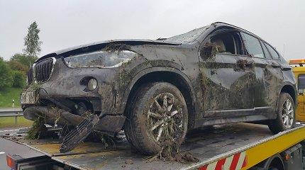 Kodėl automagistralė A1, vedanti į pajūrį, gali tapti mirtinais spąstais net važiuojant leistinu greičiu