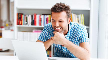 Važtaraščiai internete: greičiau, tiksliau, patogiau