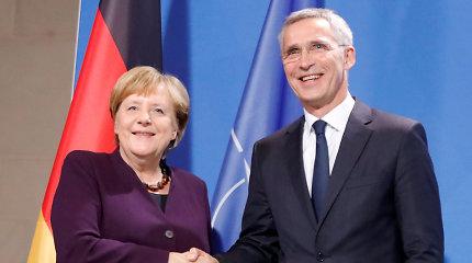 Jensas Stoltenbergas: Europos vienybė nepakeis transatlantinės vienybės