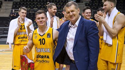 """Pasitikėjimo neprarado: Antanas Sireika lieka """"Šiauliuose"""""""