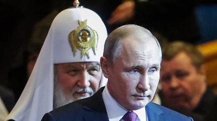 Kodėl stačiatikiai gręžiasi nuo Vladimiro Putino?