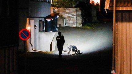 URM: per ginkluotą išpuolį Norvegijoje nukentėjo Lietuvos pilietė