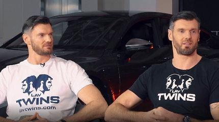 Broliai Lavrinovičiai savo pirmąjį automobilį nusipirko Gariūnuose: už 5 serijos BMW paklojo 5 tūkst. litų