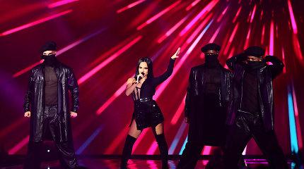 MTV Europos muzikos apdovanojimų 2019 akimirkos