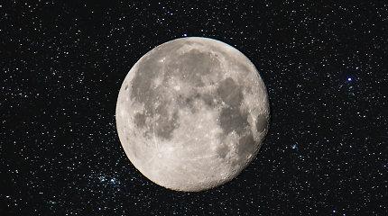 Dėl techninių problemų Rusija atidėjo misiją į Mėnulį