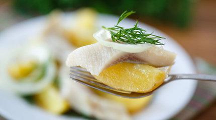 Maisto ekspertė pataria, kaip išsirinkti šviežią silkę. 9 puikūs receptai