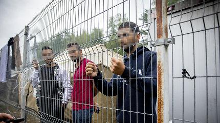 VRM siūlys taisyti nelegalių migrantų teises suvaržiusį įstatymą