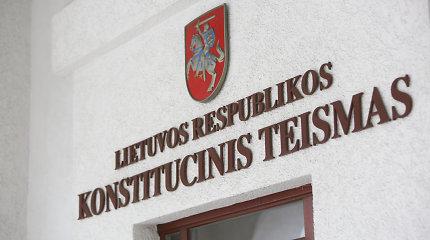 KT spręs, ar Vilniaus universiteto statutas nediskriminuoja darbuotojų dėl amžiaus