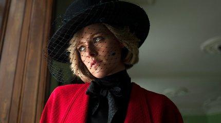 Žinomai aktorei naujame filme patikėtas princesės Dianos vaidmuo: ar atpažįstate ją?
