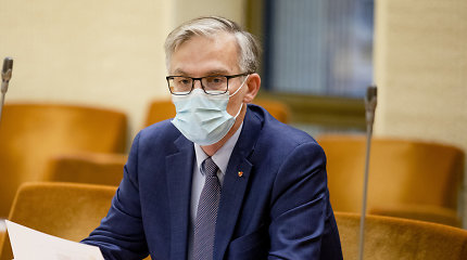 Seimo vicepirmininkui J.Sabatauskui nustatytas koronavirusas