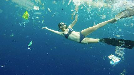 Maistas išsinešti – grėsmė vandenynams?