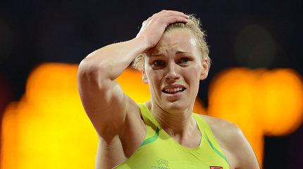 Austra Skujytė ketvirtadienį atgaus olimpinį medalį