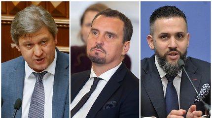 Žiniasklaidos įvardijamų potencialių Ukrainos premjerų sąraše – ir A.Abromavičius