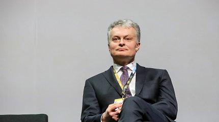 Per trejus metus G.Nausėdos reitingai išaugo 8 kartus, V.Ušacko – 9