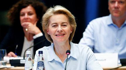 Žinutė Ursulai von der Leyen: migrantai nekelia grėsmės europietiškai gyvensenai