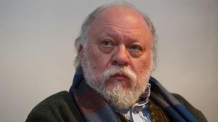Rašytojas I.Pomerancevas: Kultūra gali atitolinti karą, bet negali pakeisti žmogaus prigimties
