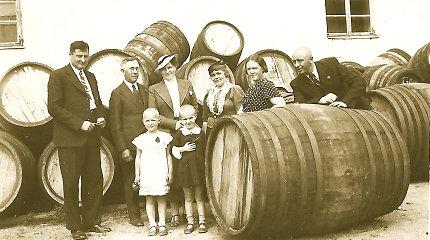 Sėkmės istorijos: tarpukario Lietuvos vyno karalius