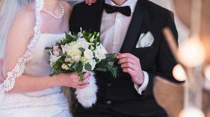 2021-ieji – vestuvių metai: pastebėti užsakymų rekordai ir kilusios kainos