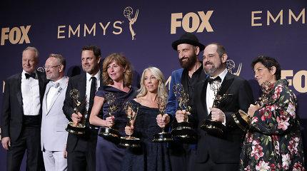 """Išdalytos prestižinės """"Emmy"""" statulėlės: puikiai įvertintas ir Lietuvoje filmuotas """"Černobylis"""""""
