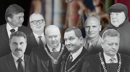 Korupcijos byloje minimiems teisėjams Seimo nariai organizuoja apkaltą