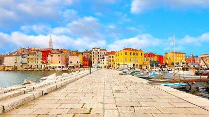 Kroatijos Istrija – žavi gamta ir jaukiais miestais