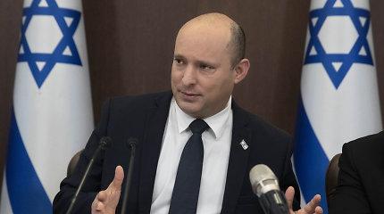 Izraelio premjeras N.Bennettas atvyksta į Sočį derybų su V.Putinu