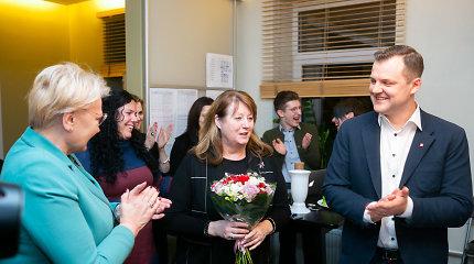 Socialdemokratai su V.Blinkevičiūte priešaky: ar pavyks atsikovoti prarastą vietą po saule?