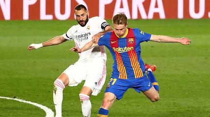 Perversmas Europos futbole: stipriausi klubai oficialiai paskelbė kursiantys naują lygą