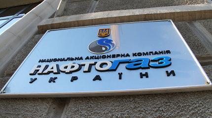 """Ukrainos """"Naftogaz"""" reikalauja iš Rusijos 5,2 mlrd. dolerių už turto Kryme nusavinimą"""