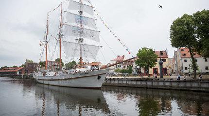 Gyventojai ir miesto svečiai įvertino: kur yra gražiausios ir jaukiausios Klaipėdos erdvės?