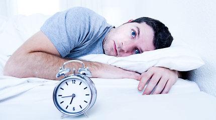 Psichiatras A.Dambrava – apie miego sutrikimus, jų priežastis ir gydymo būdus