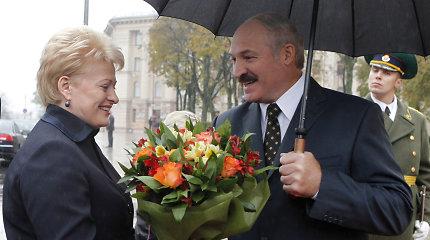 """10 Dalios Grybauskaitės prezidentavimo metų. Trumpas bandymas """"perkrauti"""" santykius su Baltarusija"""