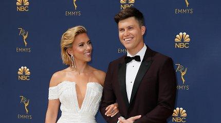 Slapta ištekėjo Scarlett Johansson: aktorei tai jau trečia santuoka