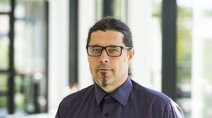 Kauno miesto mokslo premiją gavęs G.Mažeikis: mano siekiamybė – kuo ryškesnis dialogas