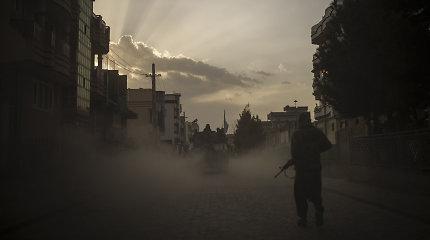 Per ataką Džalalabade žuvo 3 žmonės, tarp jų 2 talibai