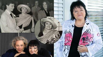 Nuo Žirmūnų iki Holivudo: Dalia Ibelhauptaitė – apie sunkų kelią į sėkmę ir įspūdingą gimtadienį
