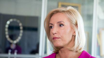 Teismas tęsia Vilniaus apygardos prokuratūros ir Ž.Pinskuvienės ginčo nagrinėjimą