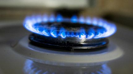 Dujų kainos Europoje pakilo aukščiau 55 eurų už kWh