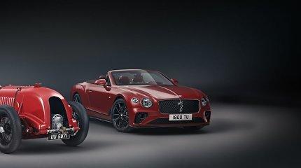 """Lietuvoje parduotas ypatingas """"Bentley"""": paauksuotos rankenėlės ir """"Mulliner"""" paketas"""