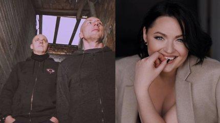 """Muzikinis duetas """"Madisko"""" kartu su Marija Berže pristato naują vasarišką kūrinį"""