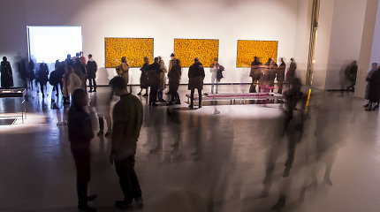 """Šiuolaikinio meno centro parodoje """"Galva su daug minčių"""" – pusšimtis meno projektų"""
