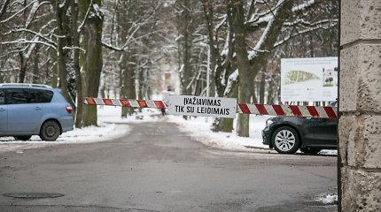 Sapiegų parkas uždarytas automobiliams: vieni skundžiasi, kiti – patenkinti